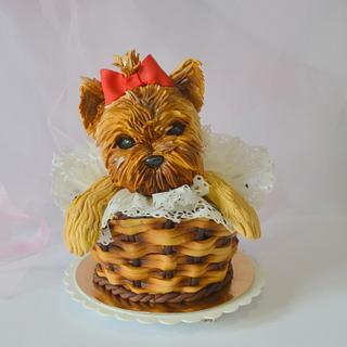 YORKSHIRE CAKE - Cake by teresagil