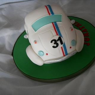 'Herbie' 31st Birthday Cake