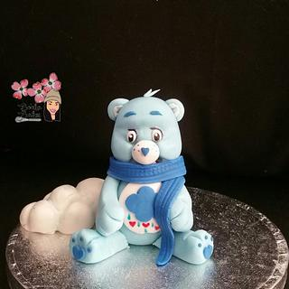 Care Bear Stare!!!!!!!! - Cake by Shanita