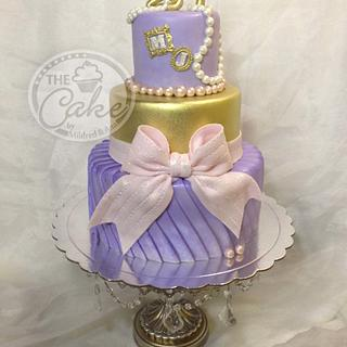 Romantic Cake - Cake by TheCake by Mildred