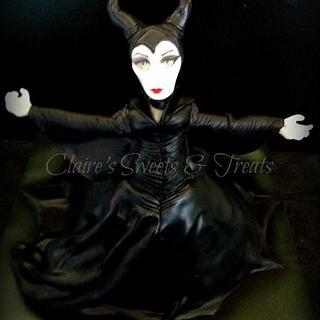 My version of maleficent