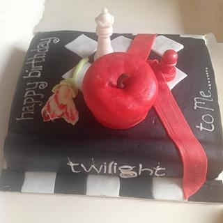 Twilight Saga Birthday Cake