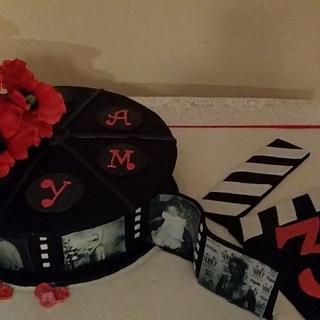 Poppy Movie - Cake by Cherub Couture Cakes