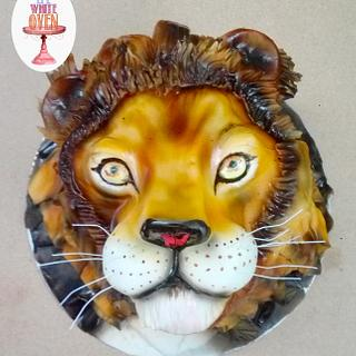 Mr. Leo - Cake by Gauri Kekre