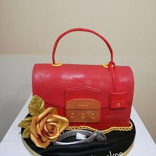 Purse - Cake by KamiSpasova
