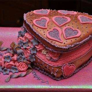 chocolate cake  - Cake by CAKE RAGA