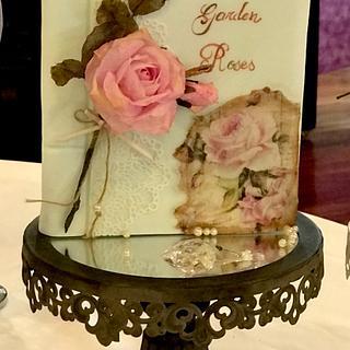 Mini cake book ll