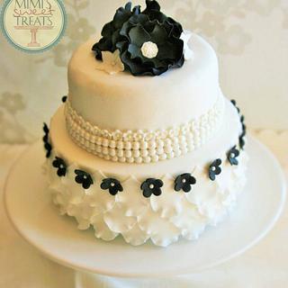 Wedding design 2014 - Cake by Mimi's Sweet Treats