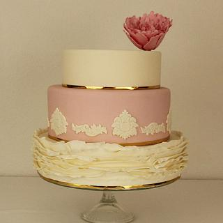Julia Bridal Cake