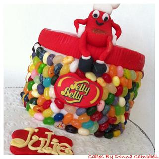 Tub of Jelly Belly's