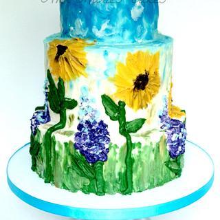 Darian Graduation Cake
