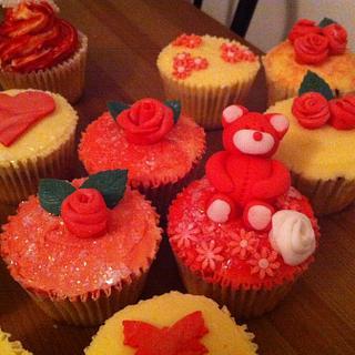 Very Girly Cupcakes