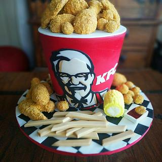 KFC Bucket with Sides