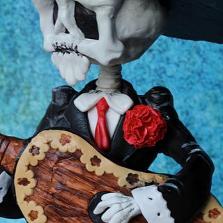 Mariachi Serenade - Sugar Skull Bakers Collaboration