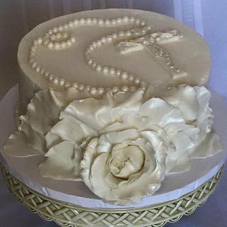 Bless the child cake - Cake by horsecountrycakes