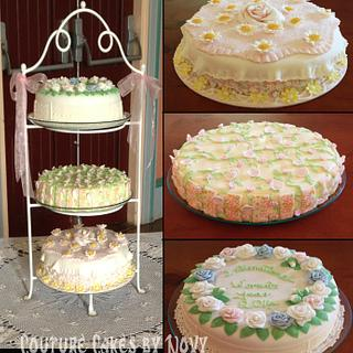International Women's Day Cakes
