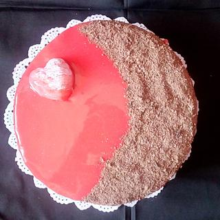 Simplicity at its best - Cake by aayotee mukhopadhyay