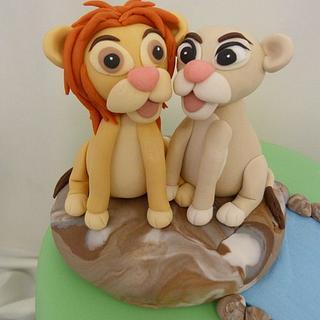 Lion King Disney theme