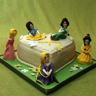 Princesses from Disney