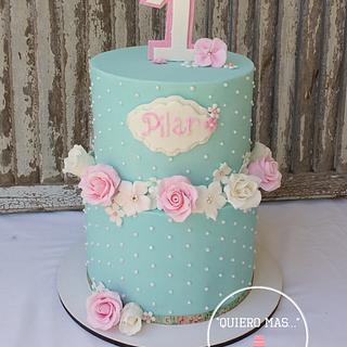 Torta shabby