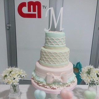 princess cake - Cake by Ana Cristina Santos