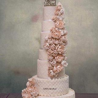 Century cake - Cake by Seema Bagaria