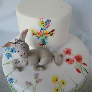 Confirmation - Cake by Caterina Fabrizi
