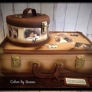 Many years traveled