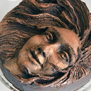 The Wind Rises: Face Relief cake class for Cake International
