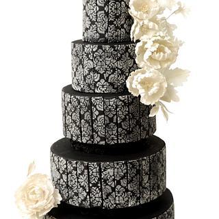 The dark fantasy - Cake by Seema Bagaria