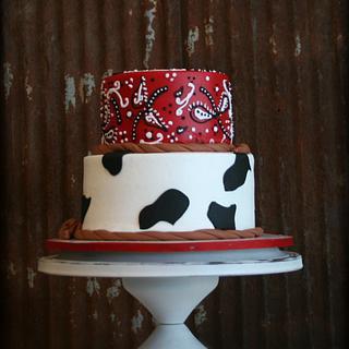 Cowboy 1st birthday