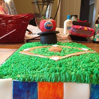 Mets - Cake by Megan