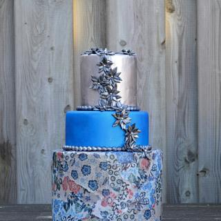 Wafer Paper trial - Cake by Severine