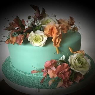 80th birthday cake!