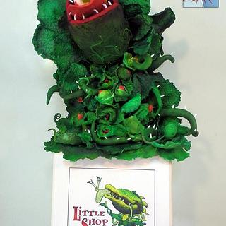 The little Shop of Horrors - COMICAKE COLLABORATION