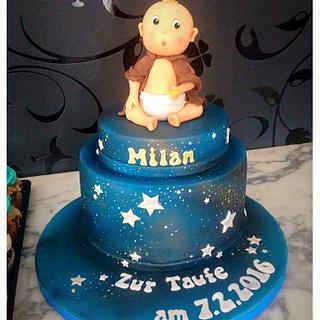 StarWars Baby Cake