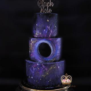 Infinite Black Hole