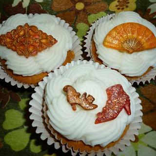 Classical Cupcake - Cake by Cherie Permalino