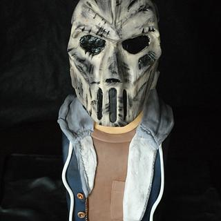 Casey Jones from Teenage Mutant Ninja Turtles 2