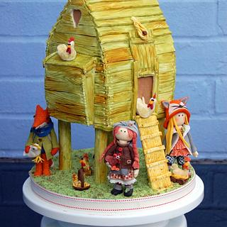 Foxy Little Hen House...