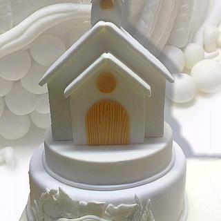 Cake of communion