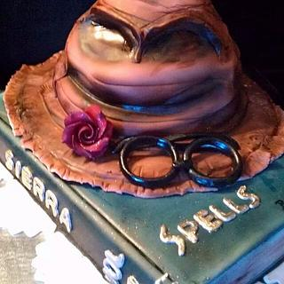 Sierra's book of spells - Cake by Robin Meyers