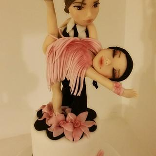 Sweet dancers