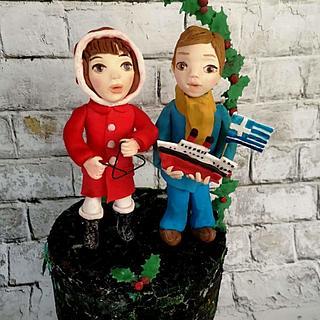 Christmas Around the World collaboration
