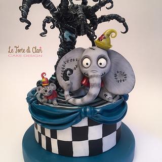 Dumbo deviant - Disney Deviant sugar art collaboration