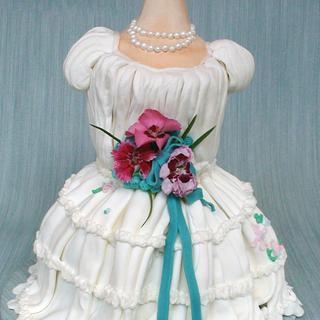 My Grandma's Debutante Dress