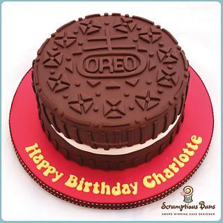 Chocolate OREO Cake