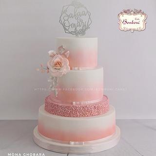 rose - Cake by mona ghobara/Bonboni Cake