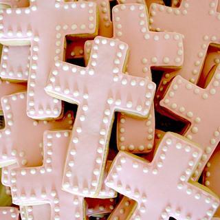Cross Cookies!