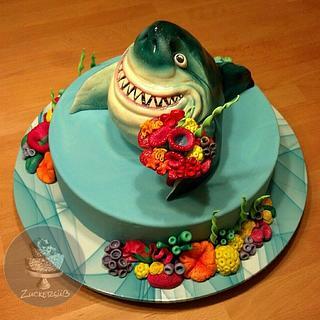 Birthday Cake Shark